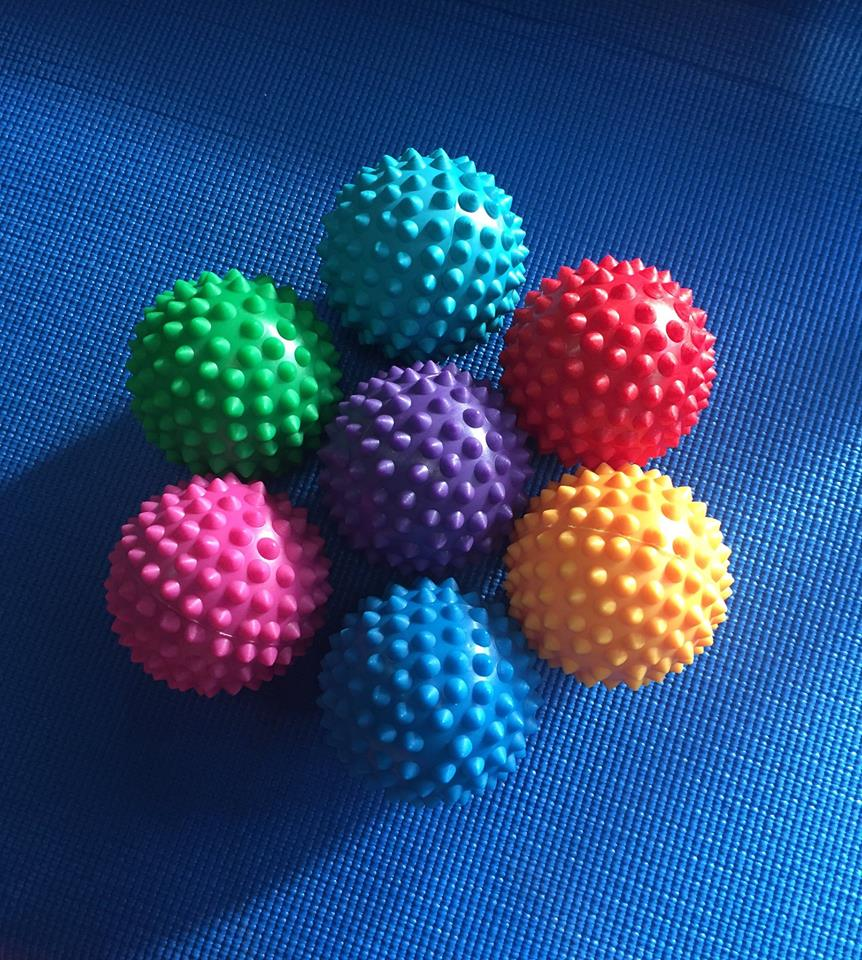 Spikey Ball Benefits